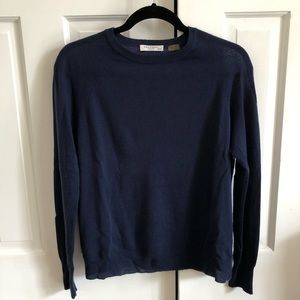 Equipment cashmere sweater in xs